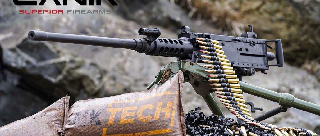 M Heavy Machine Gun Canik