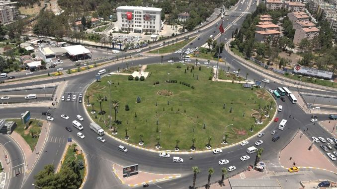 Project to relieve traffic at monument junction
