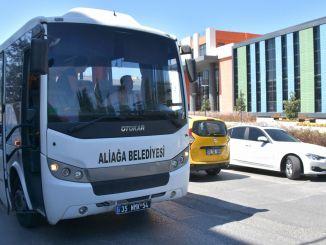 бесплатный проезд из муниципалитета алиага во время отпуска