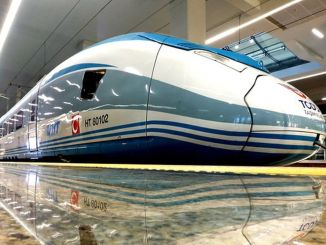 ankara istanbul express high speed train services started