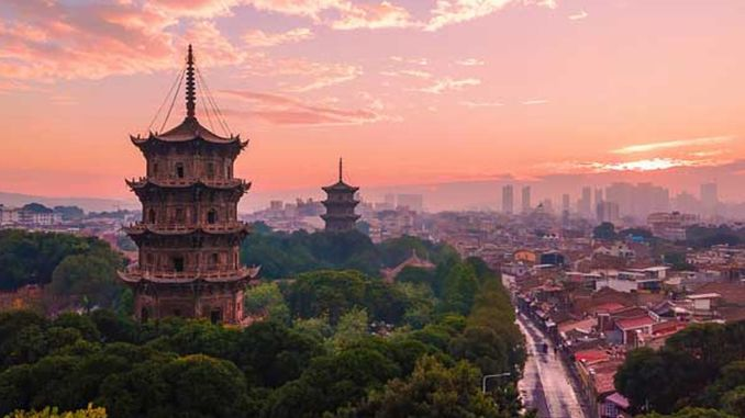 the starting point of the ancient sea silk road entered the unesco list