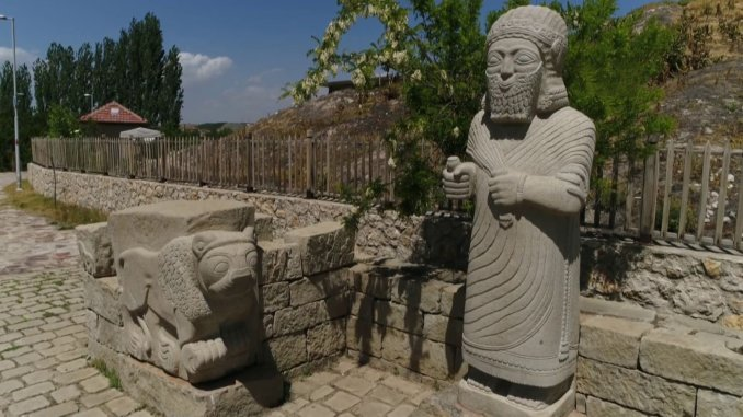 arslantepe hoyugu is on the unesco world heritage list