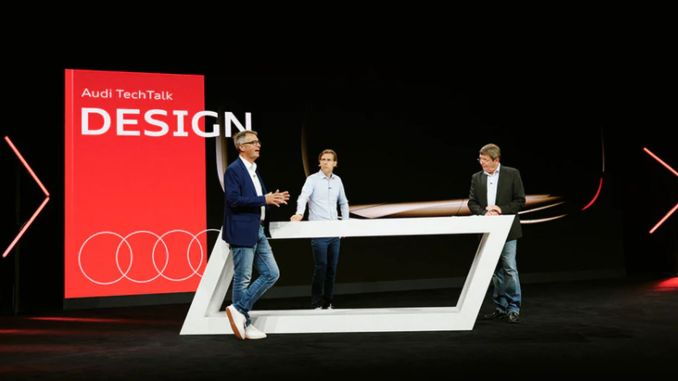 new architecture of audi mobility interior worlds
