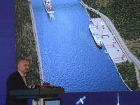bakan karaismailoglu kanal istanbul guzergahi zaten su yolu