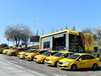 baskentte yeni model taksi duraklari icin ihale tarihi belli oldu