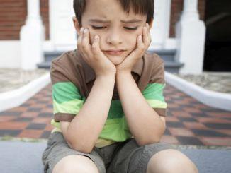 היזהר מביישנות יתר אצל ילדים