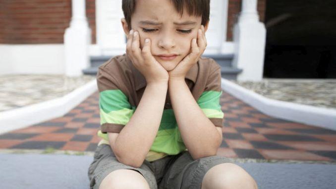beware of excessive shyness in children