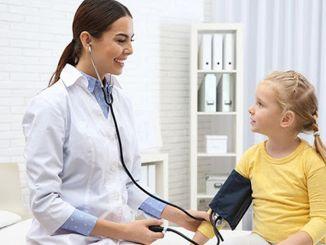 опасност от хипертония при деца