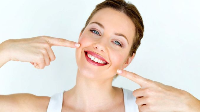 full ceramic cycle on teeth