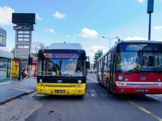 Die öffentlichen Verkehrsmittel von Diyarbakir sind kostenlos.