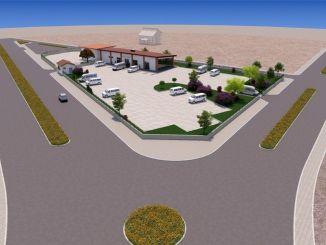 Im Hani-Viertel von Diyarbakir . wird ein Busbahnhof gebaut