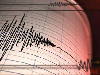 successivi terremoti nel Mar Egeo