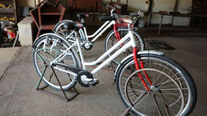 electric bike will charge phone