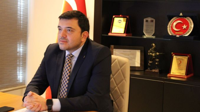 gagiad talked about the advantages of logistics centers