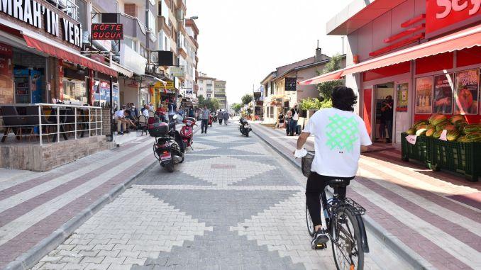 Guzelyali streets get comfort