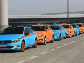 اتفاقية تكامل مع سائقي تاكسي المطار
