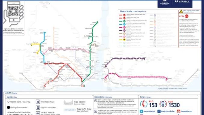 istanbul metro hatlari haritasi