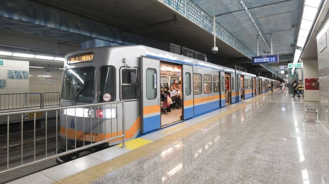 change in istanbul metro timetable