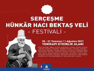istanbul sercesme sastaje se s festivalom hunkar haci bektas veli
