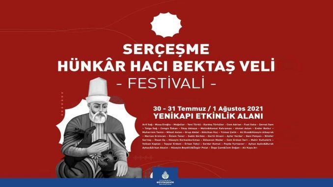 istanbul sercesme meets hunkar haci bektas veli festival