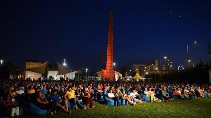 이즈미르의 cim 콘서트는 신사 그룹과 함께 XNUMX 월에 시작됩니다.