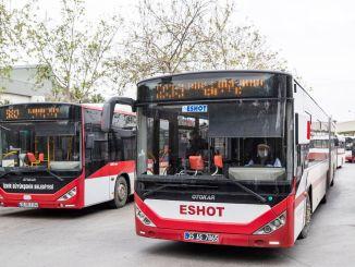 Eshot buszeiten in izmir sind jetzt auf google maps