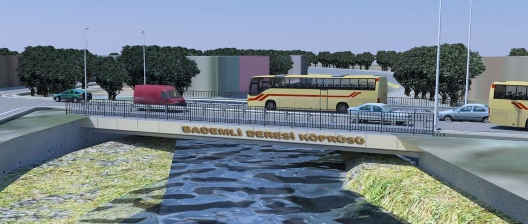 Million lira investment that will ease transportation in three districts of Izmir