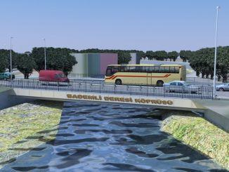 Millionen-Lira-Investition zur Erleichterung des Transports in drei Bezirken von Izmir