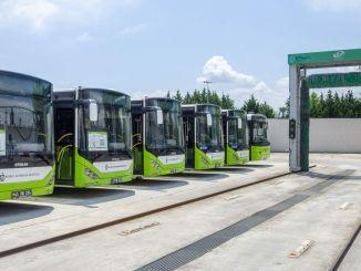 Ziel Zero Waste in der Busgarage von Kocaeli