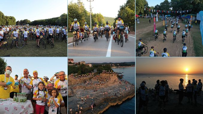 Kocaeli Tourism and Cycling Festival has started