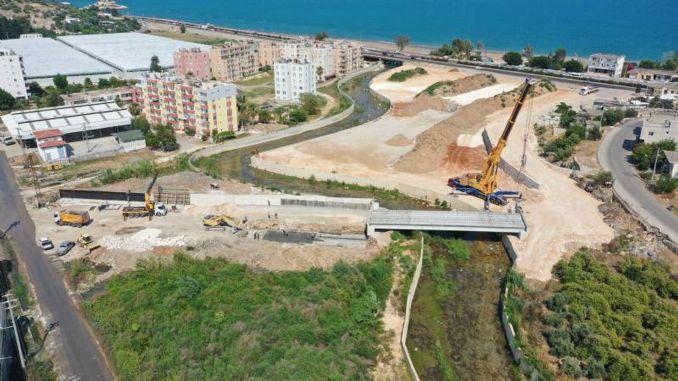 Η γέφυρα Lamos θα παρέχει ευκολότερη πρόσβαση στην κοιλάδα Kayacı