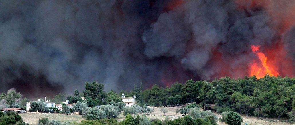 Investigation launched into manavgat forest fire