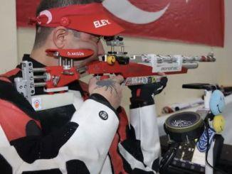 Nacionalni strijelac Omer Akgun bio je na Olimpijskim igrama u Tokiju