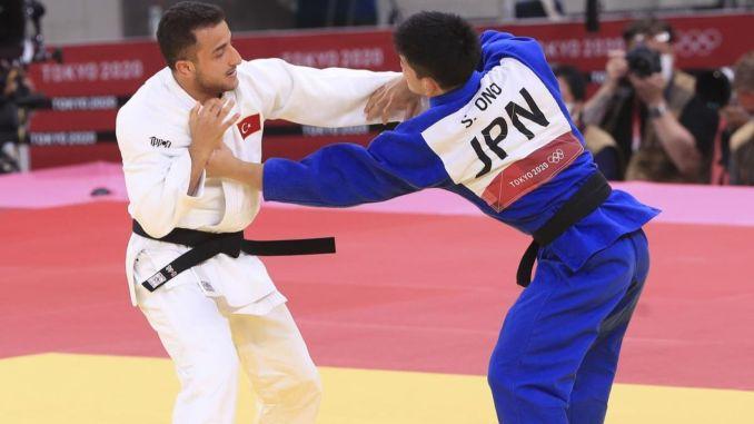 national judoka bilal ciloglu bids farewell to the olympic games