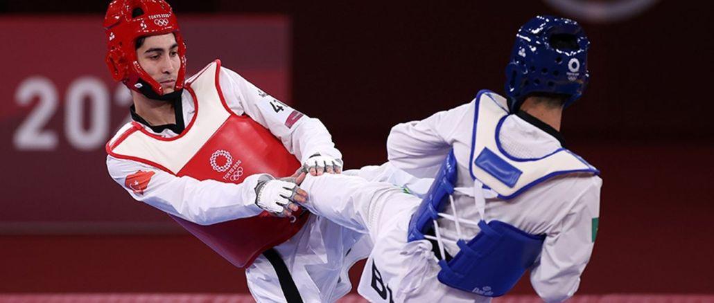 National taekwondo player Hakan Recber lost his gold medal chance at the Olympic Games