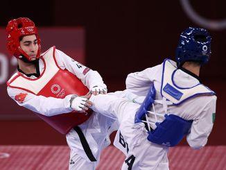 Nacionalni taekwondo igrač Hakan Recber izgubio je priliku za zlatnu medalju na Olimpijskim igrama