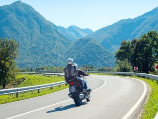motosiklet surumu