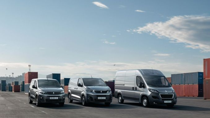 peugeot commercial vehicle campaign continues in july