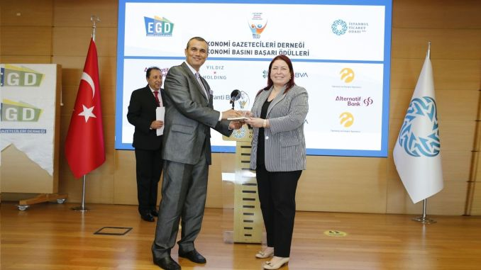 Award to SMEs' husband finance doctor program on st industry radio