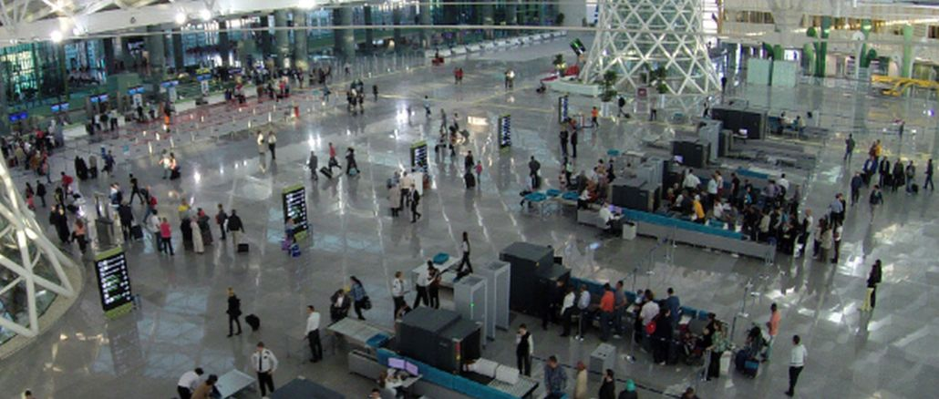 Tav Airports served millions of passengers in the first half of the year.