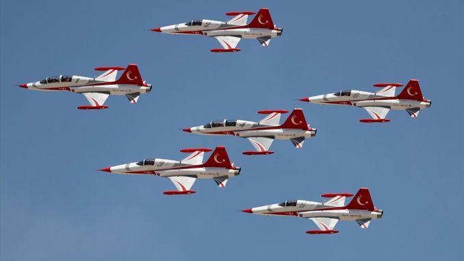 international Anatolian eagle education is breathtaking