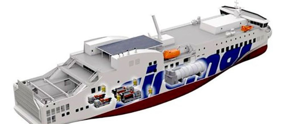 wartsilanin lng orders ferry to its chief in turkey