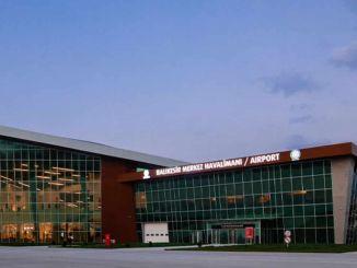 لم تهبط طائرة في مطار باليكسير المركزي منذ شهور ، وأنفق عليها مليون ليرة تركية