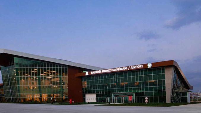 一架飞机已经一个月没有降落在巴里克西尔中央机场,为此花费了 XNUMX 万里拉