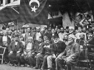 Bati Trakya Turk Cumhuriyeti Kuruldu