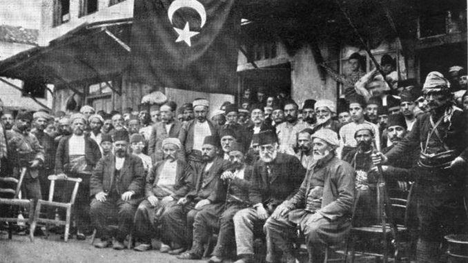 تأسيس جمهورية تراقيا الغربية التركية