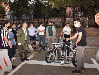 Потраживање за Фестивал ваздухопловства и технологије ваздухопловства Бурса Текнофест