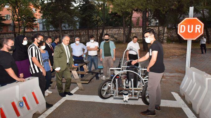 Claim for Bursa Teknofest Aviation Space and Technology Festival