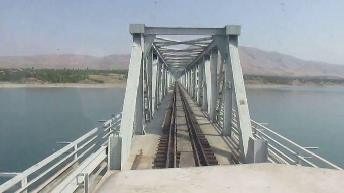 Firat Railway Bridge