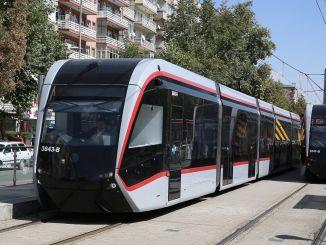 Rezultat tendera za kupovinu vozila za električna tramvaj kompanije Kayseri